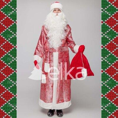Продано: Костюм Деда Мороза Троицкий красный
