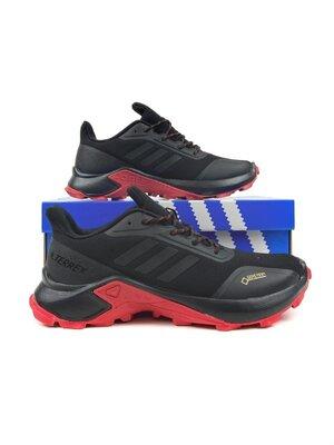 Мужские Кроссовки Adidas Terrex GTX Black 40-41-42-43-44-45