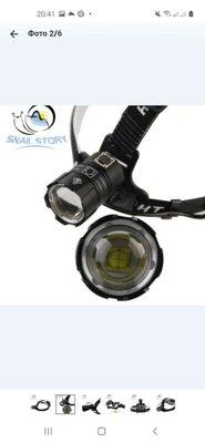 Налобный фонарь T6004