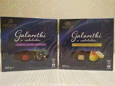 Конфеты Magnetic galaretki, 460г, цена 70грн Польша