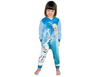 Яркий красивый кигуруми, тематическая пижама - слип для девочки disney