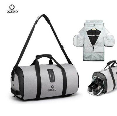 Дорожная сумка, портплед для костюма, рюкзак OZUKO