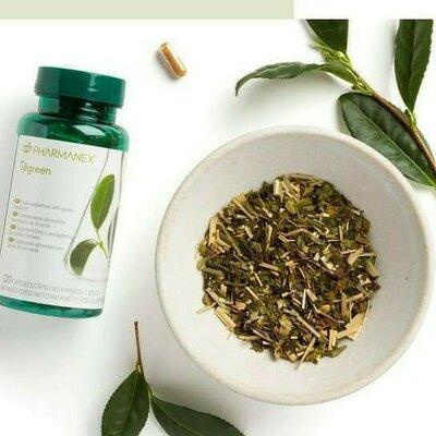 Продано: Зеленый чай очищенный от кофеина