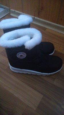 Женские и подростковые зимние ботинки, кроссовки.