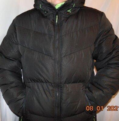 Спортивная фирменная зимняя курточка бренд whs дабл ю-ейч-ес .хл