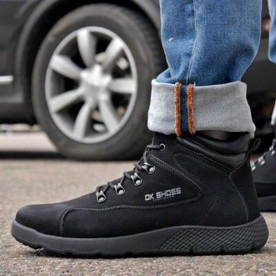 Ботинки зимние мужские, код kv-31841