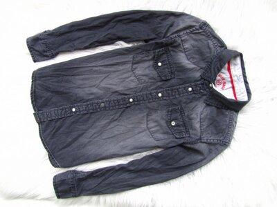 Продано: Качественная джинсовая рубашка We Wefashion Denim