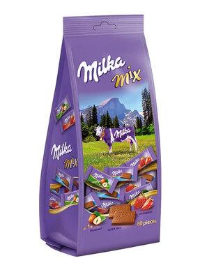Шоколадные конфеты Milka Mix 70s 340 g