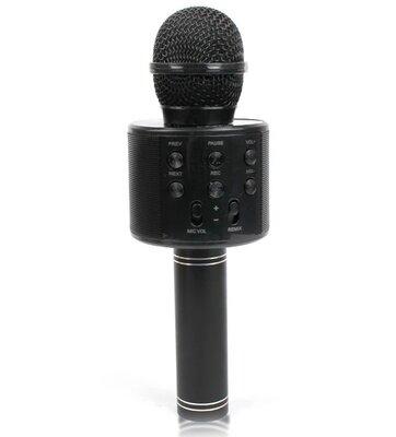 Микрофон караоке Bluetooth WS858 разные цвета
