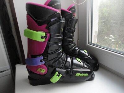 Раз.40..горнолыжные ботинки Raichle Flexon Pro.
