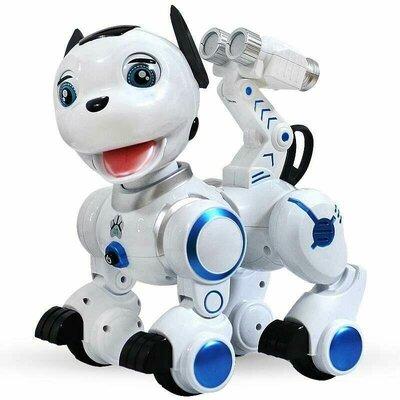 Радиоуправляемая интерактивная собака робот K10