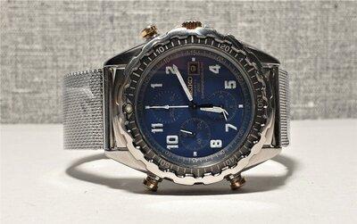 Продано: Мужские Часы Seiko Sports 200 Chronograph Sapphlex Crystal 20Bar