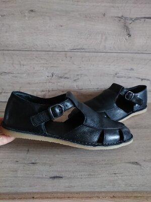 Продано: Мужские кожаные сандалии Kurt Geiger 43-44р 28 см закрытая пятка и носок