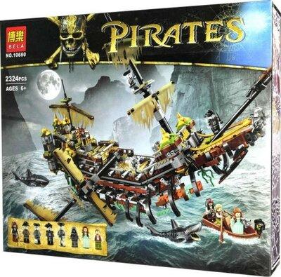 Конструктор детский Пираты Карибского моря