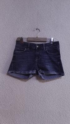 Шорты джинсовые женские,размер евро 8 36 42-44 размер от marks&spencer