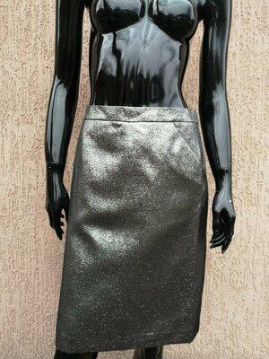 блестящая юбка marks&spencer
