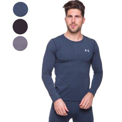 Термобелье мужское футболка с длинным рукавом лонгслив Under 8151 размер M-XXL 44-52