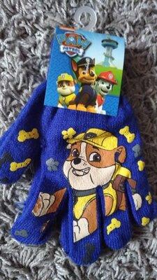 Продано: перчатки щенячий патруль Крепыш Дисней. Деми 16 см