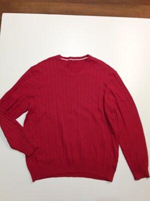 Фирменный джемпер пуловер XL