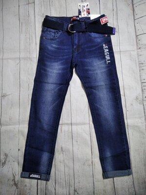 Стильные джинсы 146,158 Венгрия Seagull