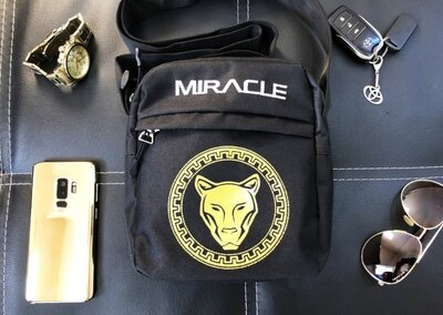 Мессенджер Miracle - Gold early/white