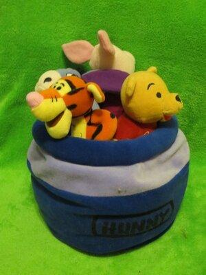 Винни-Пух.мишка.мішка.ведмедик.тигра.ослик Иа.пятачек.свинка.мягкие игрушки.мягка іграшка.Disney.