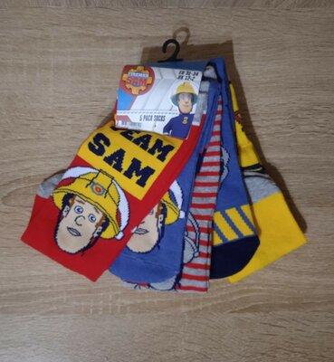 Продано: Набор носочков для мальчика Disney