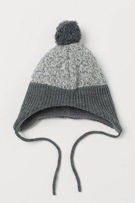 Шапка H&M еврозима для мальчика, р. 74/80, 86/92, 98 арт 939