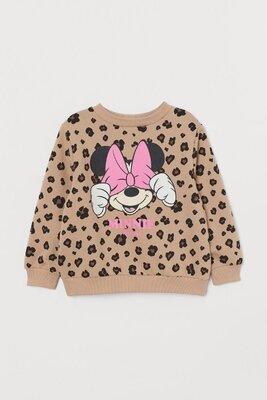 Продано: Свитшот H&M для девочек 8-10 лет