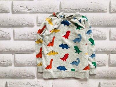 Продано: H&M стильный свитшот на мальчика 1,5-2 года