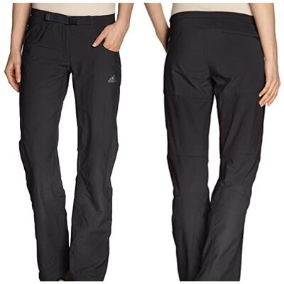 Adidas hiking trekking flex outodoor pants xs женские штаны