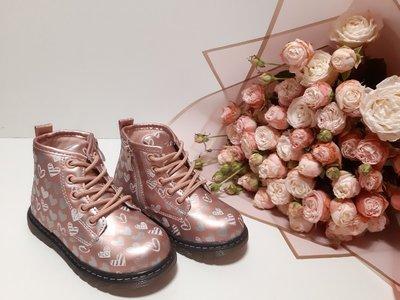 Весна 2021 Стильные деми ботинки для девочки р.21-26