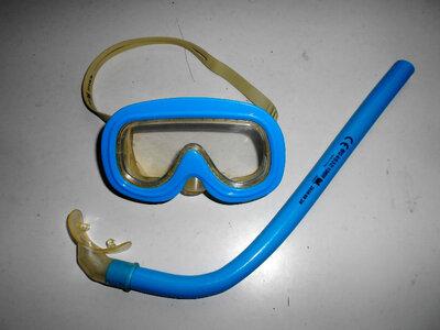 Маска и трубка для ныряния Bestway детский набор