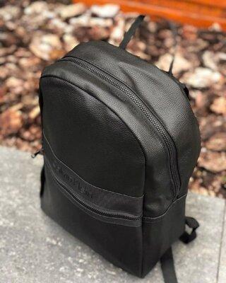 Рюкзак Ск черный