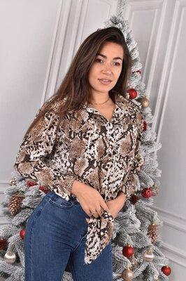 Стильная женская рубашка. Всесезон. Блузка. Рубашки