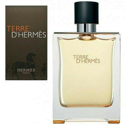 Древесный Аромат Hermes Terre D'HERMES 100 мл, Мужские Парфюмы, Духи, Туалетная вода