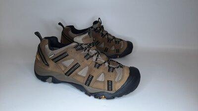 Кожаные трекинговые кроссовки,ботинки Keen Кин Siskiyou WP, 46р,стелька30см. отличное состояние