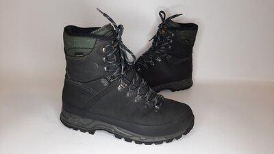 Кожаные трекинговые сапоги,ботинки Meindl Мейндл , 42-43р,стелька27,5см, хорошее состояние