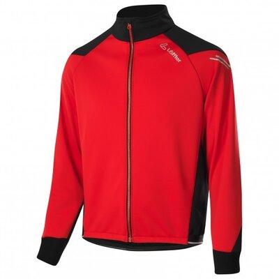 LÖFFLER Bike Jacke Bologna Windstopper soft shell jacket вело термик термокуртка велокуртка
