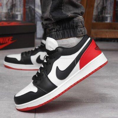 Кроссовки мужские 18194 Nike Air Jordan, белые