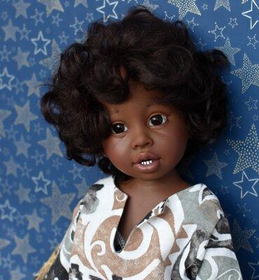 Yankuba кукла Philip Heath, Gotz