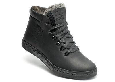 Продано: Мужские зимние кожаные ботинки .Чоловічі зимові черевики шкіряні