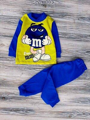 Продано: Пижамки для малышей.80-122см