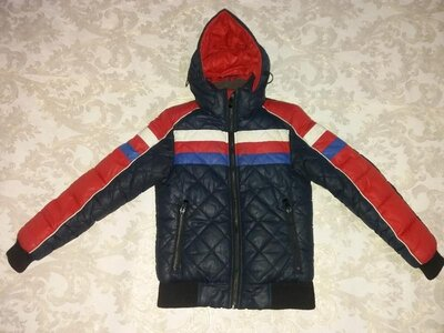 Спортивная куртка зима зимняя 36/38