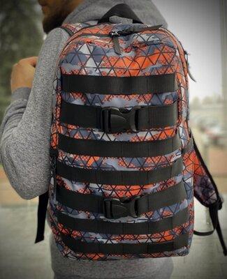Рюкзак Fazan цвет Комбинированный оранжевый