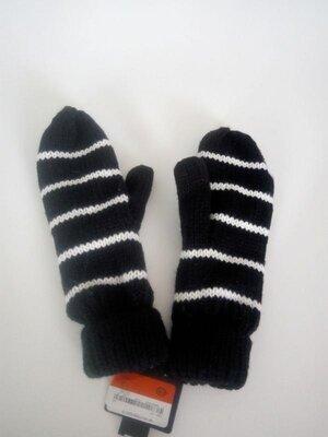 S M р Теплые варежки рукавицы C&A