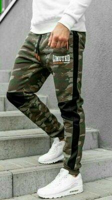 Теплі штани на флісі Польща