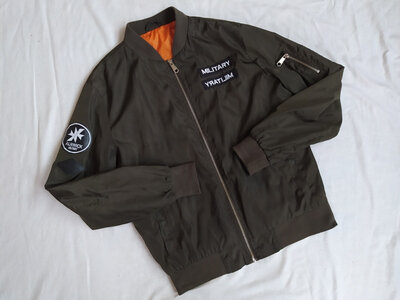куртка, р-р L-XL, парка, ветровка, штормовка