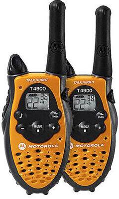 Рация Motorola T4900