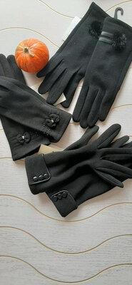 Продано: Женские теплые перчатки на флисе
